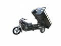 Мотороллер (Трицикл) LIFAN LF200ZH-3 black